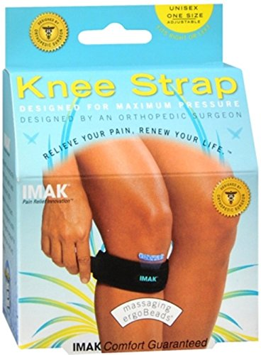IMAK Knee Strap One Size 1 Each (Pack of 2)