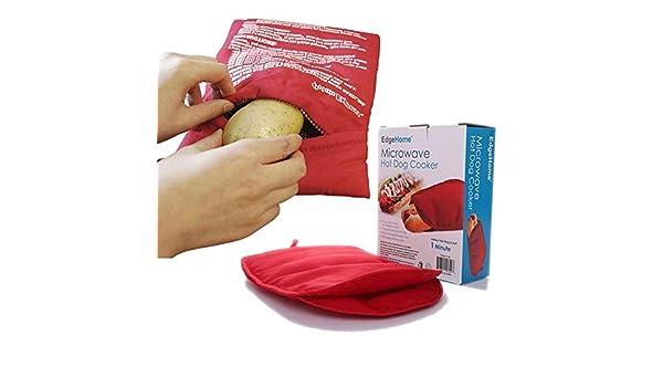 TrAdE shop Traesio® Bolsa para cocinar patatas Hot Dog Saco ...