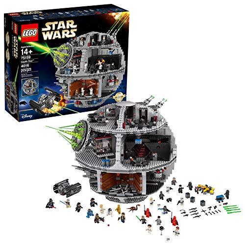 NEW GENUINE LEGO STAR WARS DEATH STAR TROOPER MINIFIGURE 75159 IMPERIAL NAVY