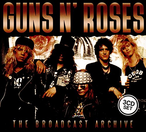 Guns Roses Broadcast Archive Collectors