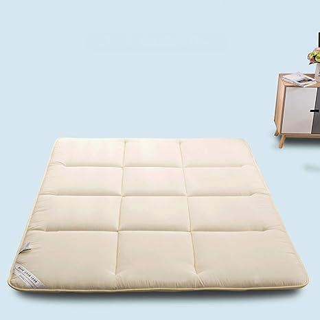 Amazon.com: Colchoneta para dormir Tatami, plegable, gruesa ...