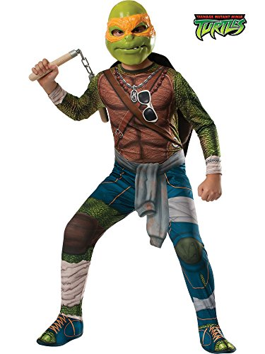 Rubie's Teenage Mutant Ninja Turtles Child Michelangelo Costume