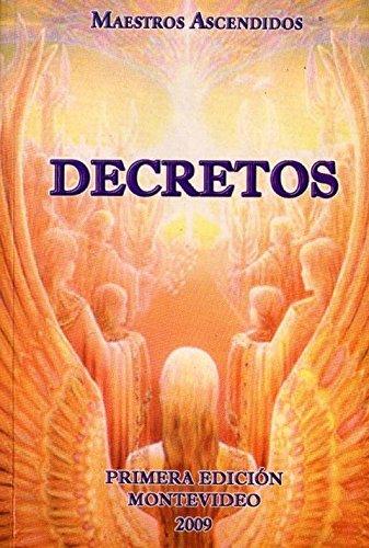 Decretos - Rubén Cedeño (Metafísica)