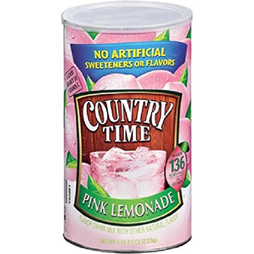 country time lemonade can - 9