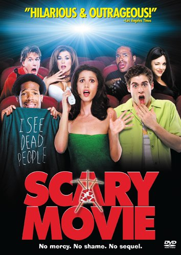 Scary - Scary Movie Dvd