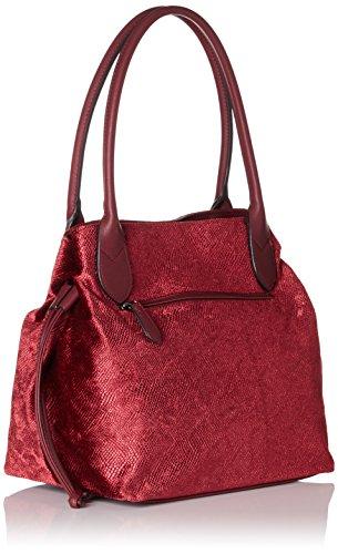 Rosso Sacchetto Donna 40 shopper Gabor Granada qFOgwUt