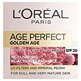 L'Oréal Paris Age Perfect Golden Age Rich Refortifying Cream – Spf15 (50ml) Review