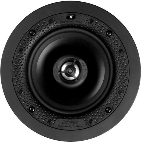 Definitive Technology UESA/Di 5.5R Round In-ceiling Speaker (Single) by Definitive Technology