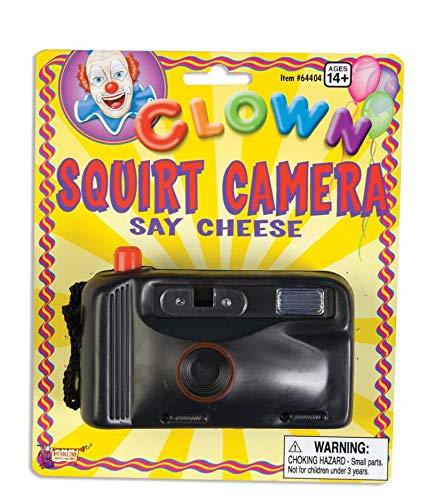 Forum Novelties Clown Squirt Camera Accessory