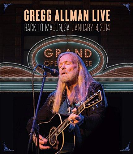 (Gregg Allman Live Back to Macon, GA [DVD])