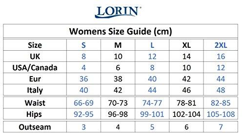 Inferiore Parte Lorin da Bagno L8001 Slip Acquamarina Costume Donna wUBWq