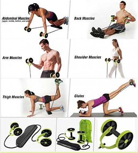 Evana Ab Care Xtreme Fitness Resistance Exerciser