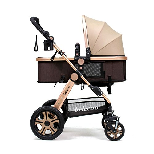 2 Seater Stroller With Car Seats - 8
