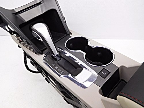 New OEM GMC Terrain 3.6L Floor Console Cream/Brownstone W/ Shift Knob 23157428 by GMC (Image #2)