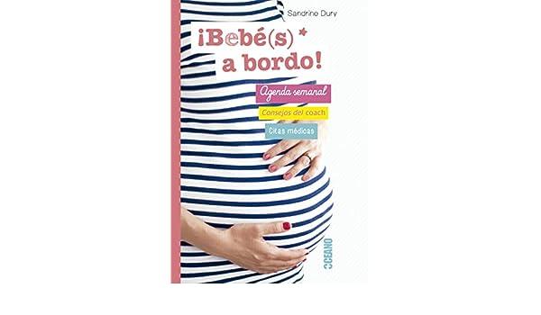 BEBE (S)* A BORDO! (OCEANO): Sandrine Dury: 9788475568898 ...