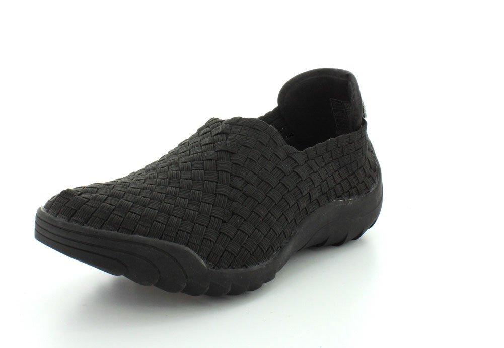 Bernie Mev Rigged 37 Jim Slip-on Shoes B015OPOFLK 37 Rigged M EU|Black b96905