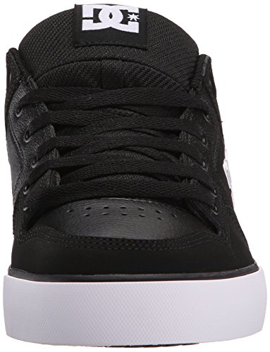 mode Black D0300660 DC White Mens Pure Black Baskets Shoe homme Shoes xwwYaqH8f