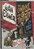 The Contract with God Trilogy by Will Eisner front cover