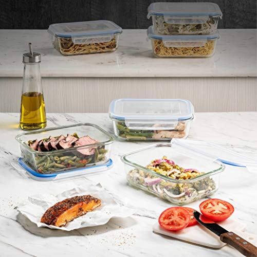Buy glass lunch containers