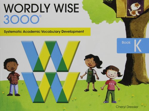 Wordly Wise 3000 Grade K - 2nd Edition