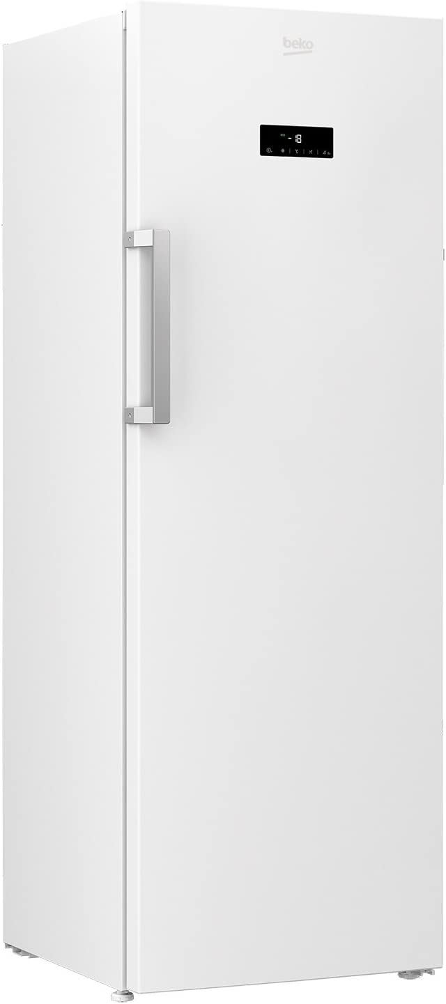 Beko RFNE290E33W Independiente Vertical 250L A++ Blanco ...