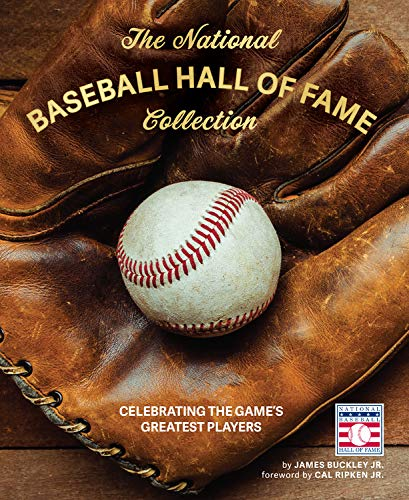 Book Cover: The National Baseball Hall of Fame Collection