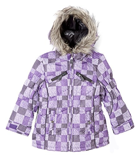 4in 1 Fur Hood Jacket - 6