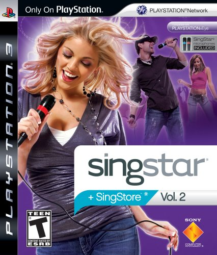 Sony Singstar Vol.2 Video Game for PS3 - 3