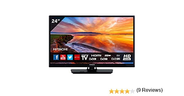 Hitachi 24HB4T65 - TV: Amazon.es: Electrónica