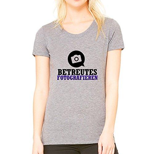 Betreutes Fotografieren Damen T-shirt