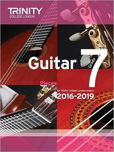 Guitar Exam Pieces Grade 7 2016-2019