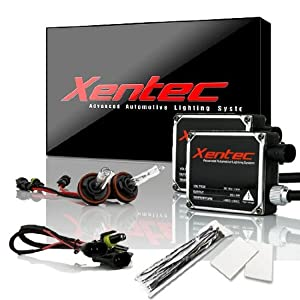 XENTEC H11 (H8/H9) 10000K HID Conversion Kit (Brillant Blue)