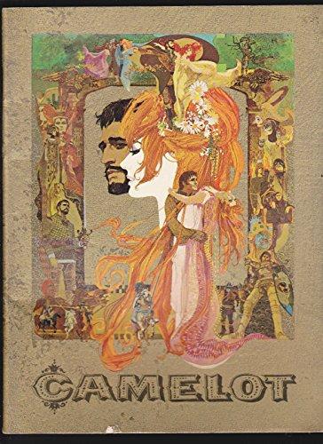 Camelot 1967 original movie program - NOT A DVD