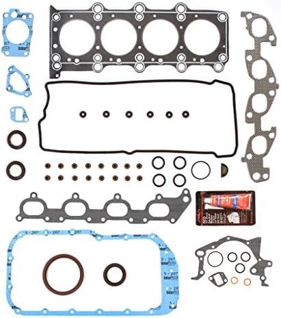 Exhaust and Intake Valves Fits 96-03 Chevrolet Suzuki 1.8L 2.0L DOHC 16v J18A