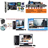 Universal TV Tarjeta de sintonizador de FM + DVR tarjeta de ...