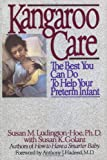 Kangaroo Care, Susan M. Ludington-Hoe and Susan K. Golant, 0553372459