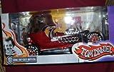 Tom Daniel's 1:18 Scale Red Baron Hot Rod