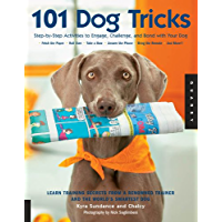 101 Dog Tricks: Step by Step Activities to Engage, Challenge, and Bond with Your Dog (English Edition)