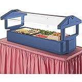 Cambro Food Bar 4Ft Tabletop 3P-Nvybl (4FBRTT186) Category: Food Bars