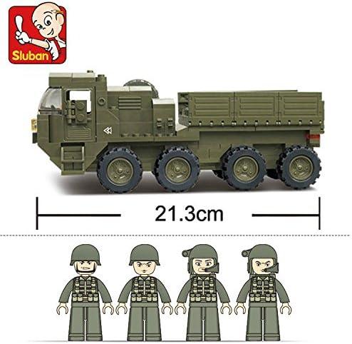 Sluban Army Rocket Launcher M38-B5800-102 pieces