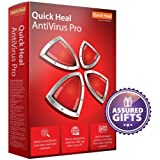 Quick Heal Antivirus Pro Latest Version - 1 PC, 1 Year (CD/DVD)-Best-Popular-Product