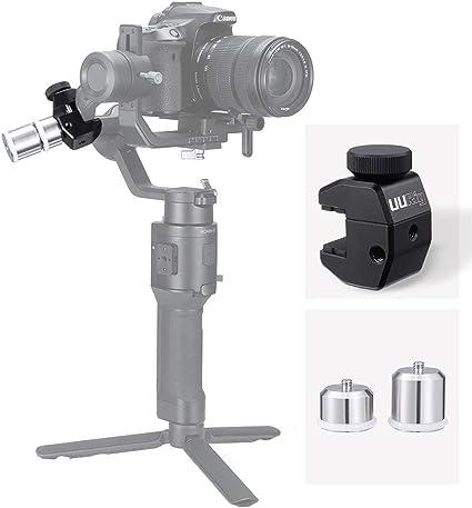 Linghuang Gegengewicht Mounting Clamp 360g Kompatibel Kamera