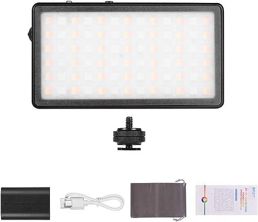Docooler Zifon Rgb Taschen Led Videolichtpaneel Kamera Kamera