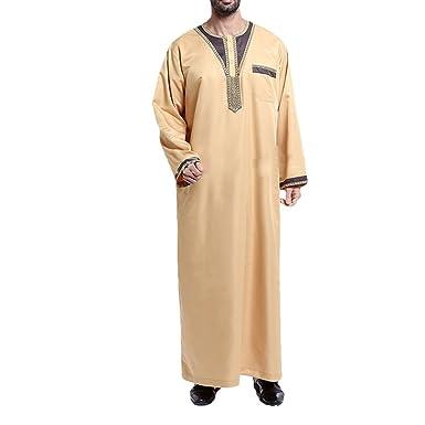 Zhhlaixing musulmán árabe Medio Este Estilo Saudita Thawb ...