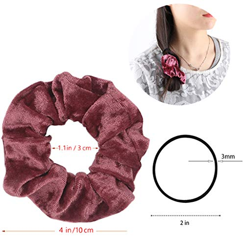 Apparel Accessories Learned Fashion Scrunchies Snake Elastic Hair Bands Ladies Stretch Ponytail Rubber Print Headband Solid Headwear Hair Accessories With Traditional Methods