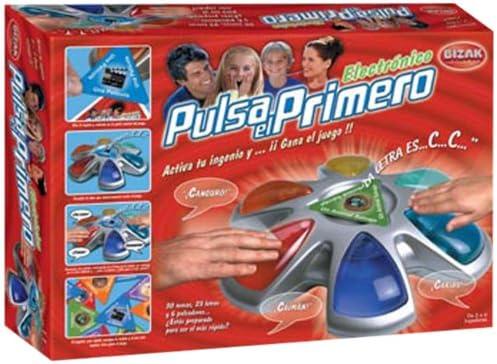 Bizak - Pulsa El Primero 61831372: Amazon.es: Juguetes y juegos