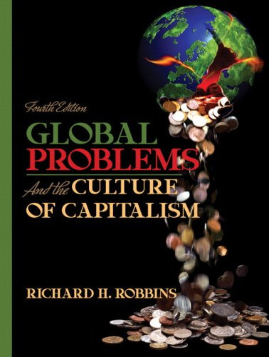 Global Problems and the Culture of Capitalism Value Package (includes Talking Points on Global Issues: A Reader)