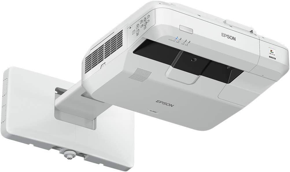 Epson EB-700U Video - Proyector (4000 lúmenes ANSI, 3LCD, WUXGA ...