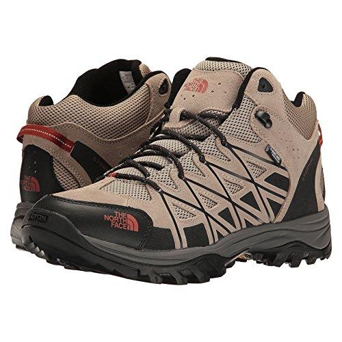 6886ed67fd0 The North Face Men's Storm III Waterproof Boots (11.5 D(M) US, Dune  Beige/Arabian Spice)
