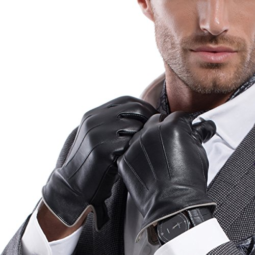 MATSU Men's Leather Gloves